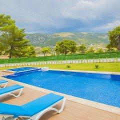 Villa Dogam Турция, Патара - отзывы, цены и фото номеров - забронировать отель Villa Dogam онлайн бассейн фото 2