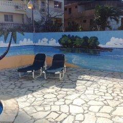 Отель Angel Gabriel Доминикана, Бока Чика - отзывы, цены и фото номеров - забронировать отель Angel Gabriel онлайн пляж