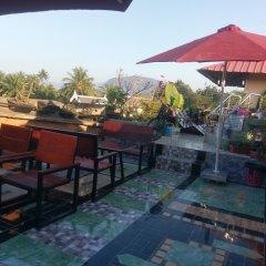 Khammany Hotel бассейн