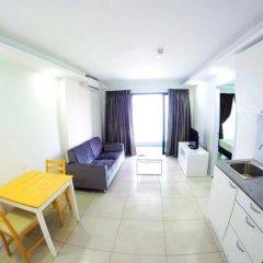 Отель Tropical Garden Pratumnak Паттайя комната для гостей фото 4
