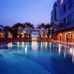 Отель Ascott Sathorn Bangkok Таиланд, Бангкок - отзывы, цены и фото номеров - забронировать отель Ascott Sathorn Bangkok онлайн бассейн