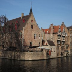 Отель Saint-Sauveur Bruges B&B фото 3