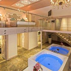 Xperia Saray Beach Hotel Турция, Аланья - 10 отзывов об отеле, цены и фото номеров - забронировать отель Xperia Saray Beach Hotel онлайн бассейн фото 2