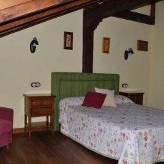 Отель Posada El Jardin de Angela Испания, Сантандер - отзывы, цены и фото номеров - забронировать отель Posada El Jardin de Angela онлайн комната для гостей