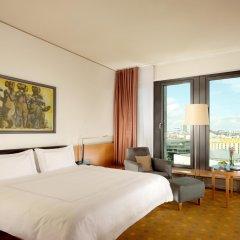 Отель Swissôtel Berlin Германия, Берлин - 2 отзыва об отеле, цены и фото номеров - забронировать отель Swissôtel Berlin онлайн комната для гостей
