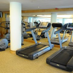 Grand Hotel Excelsior Флориана фитнесс-зал фото 3