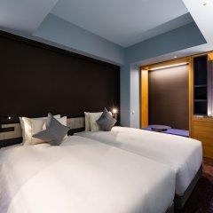 Отель The Royal Park Canvas - Ginza 8 Япония, Токио - отзывы, цены и фото номеров - забронировать отель The Royal Park Canvas - Ginza 8 онлайн комната для гостей фото 2