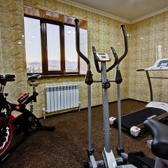 Отель Дискавери отель Кыргызстан, Бишкек - отзывы, цены и фото номеров - забронировать отель Дискавери отель онлайн фитнесс-зал фото 2