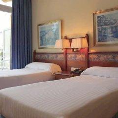 Отель Prestige Coral Platja Испания, Курорт Росес - отзывы, цены и фото номеров - забронировать отель Prestige Coral Platja онлайн комната для гостей фото 4