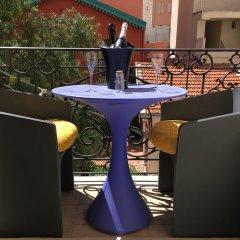 Отель Nice Excelsior Франция, Ницца - 5 отзывов об отеле, цены и фото номеров - забронировать отель Nice Excelsior онлайн балкон