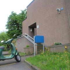 Budget Hostel Zurich парковка