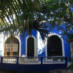 Отель Hacienda San Pedro Nohpat развлечения