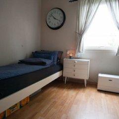 Апартаменты Solferie Holiday Apartment Epleveien Кристиансанд комната для гостей