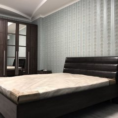 Апартаменты Khoroshevskoye Shosse 12 Apartments Москва комната для гостей