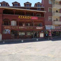 Atakoy Hotel Cafe Restaurant Турция, Узунгёль - отзывы, цены и фото номеров - забронировать отель Atakoy Hotel Cafe Restaurant онлайн пляж
