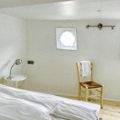 Отель Copenhagen Houseboat ванная фото 2