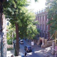 Saint George Hostel парковка
