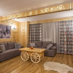 Отель Apartamenty u Grazyny Мурзасихле комната для гостей