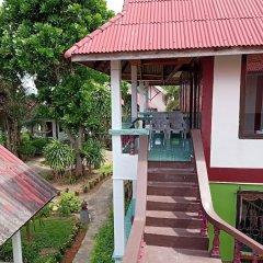 Отель Blue Andaman Lanta Resort Ланта балкон