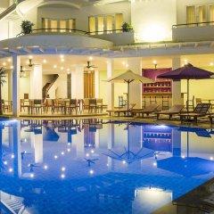 Отель ÊMM Hotel Hue Вьетнам, Хюэ - отзывы, цены и фото номеров - забронировать отель ÊMM Hotel Hue онлайн бассейн фото 2