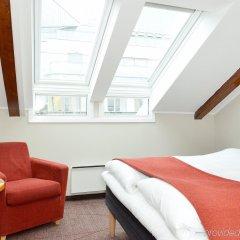 Отель Scandic Holberg Норвегия, Осло - отзывы, цены и фото номеров - забронировать отель Scandic Holberg онлайн комната для гостей фото 2