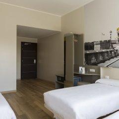 Отель B&B Hotel Roma Pietralata Италия, Рим - отзывы, цены и фото номеров - забронировать отель B&B Hotel Roma Pietralata онлайн комната для гостей фото 5