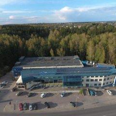 Отель Baltazaras Литва, Вильнюс - отзывы, цены и фото номеров - забронировать отель Baltazaras онлайн приотельная территория