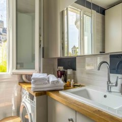 Отель Sacre Coeur Sights Париж ванная
