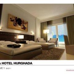 Отель Regina Swiss Inn Resort & Aqua Park комната для гостей фото 5