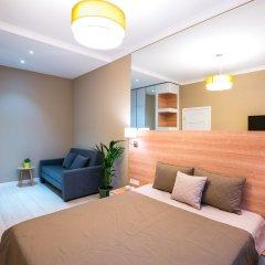 Гостиница Eco Apart Hotel Astana Казахстан, Нур-Султан - отзывы, цены и фото номеров - забронировать гостиницу Eco Apart Hotel Astana онлайн удобства в номере