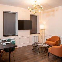 Гостиница De Paris Apartments Украина, Киев - отзывы, цены и фото номеров - забронировать гостиницу De Paris Apartments онлайн комната для гостей фото 4