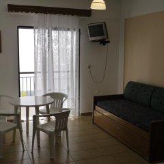 Отель Erofili Пефкохори комната для гостей
