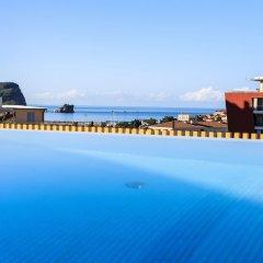 Отель Fagus Черногория, Будва - отзывы, цены и фото номеров - забронировать отель Fagus онлайн бассейн фото 2