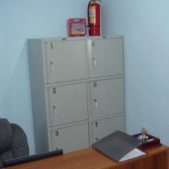 Hostel 490 Иркутск сейф в номере