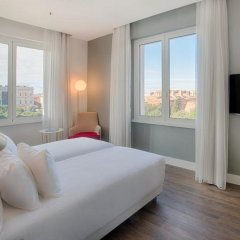 Отель NH Collection Roma Palazzo Cinquecento сейф в номере