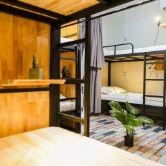 Ta'or Hostel Нячанг сейф в номере