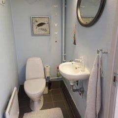 Отель Gæstehus Дания, Хеммет - отзывы, цены и фото номеров - забронировать отель Gæstehus онлайн ванная