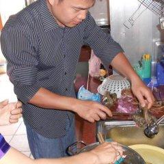 Отель Nha Lan Homestay Хойан развлечения