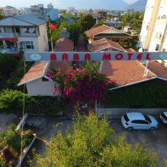 Отель Baba Motel парковка