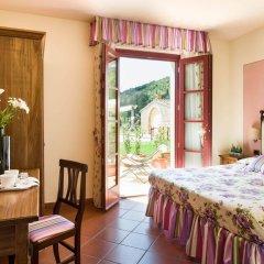 Отель Casolare Le Terre Rosse Италия, Сан-Джиминьяно - 1 отзыв об отеле, цены и фото номеров - забронировать отель Casolare Le Terre Rosse онлайн комната для гостей