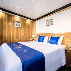 Отель Gray Line Halong Cruise Халонг комната для гостей фото 4