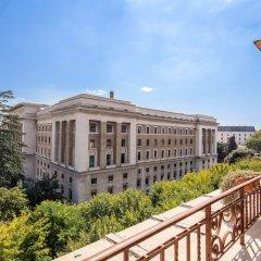 Отель Suite Castrense Италия, Рим - отзывы, цены и фото номеров - забронировать отель Suite Castrense онлайн балкон