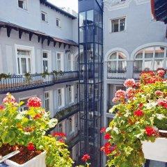Baross City Hotel - Budapest балкон