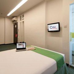Отель Citin Masjid Jamek by Compass Hospitality Малайзия, Куала-Лумпур - 2 отзыва об отеле, цены и фото номеров - забронировать отель Citin Masjid Jamek by Compass Hospitality онлайн комната для гостей