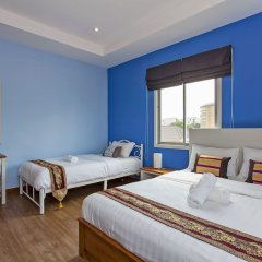 Отель Jomtien Sea Villa комната для гостей фото 2