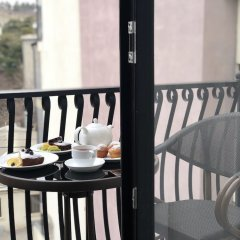 Отель GNG балкон
