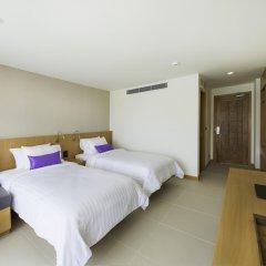 Отель The Lunar Patong 3* Номер Делюкс с различными типами кроватей