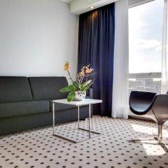 Отель Radisson Blu Scandinavia Hotel, Copenhagen Дания, Копенгаген - 2 отзыва об отеле, цены и фото номеров - забронировать отель Radisson Blu Scandinavia Hotel, Copenhagen онлайн комната для гостей фото 5