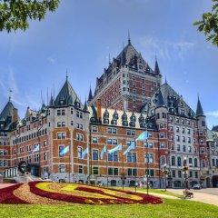 Отель Fairmont Le Chateau Frontenac Канада, Квебек - отзывы, цены и фото номеров - забронировать отель Fairmont Le Chateau Frontenac онлайн городской автобус