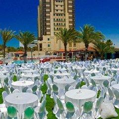Отель Ajman Beach Аджман помещение для мероприятий фото 2